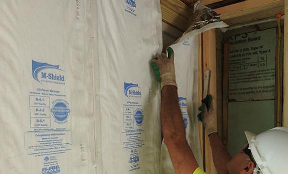 Benefits of M-Shield Masonry Wall Insualtion Blog, Fi-Foil, FL