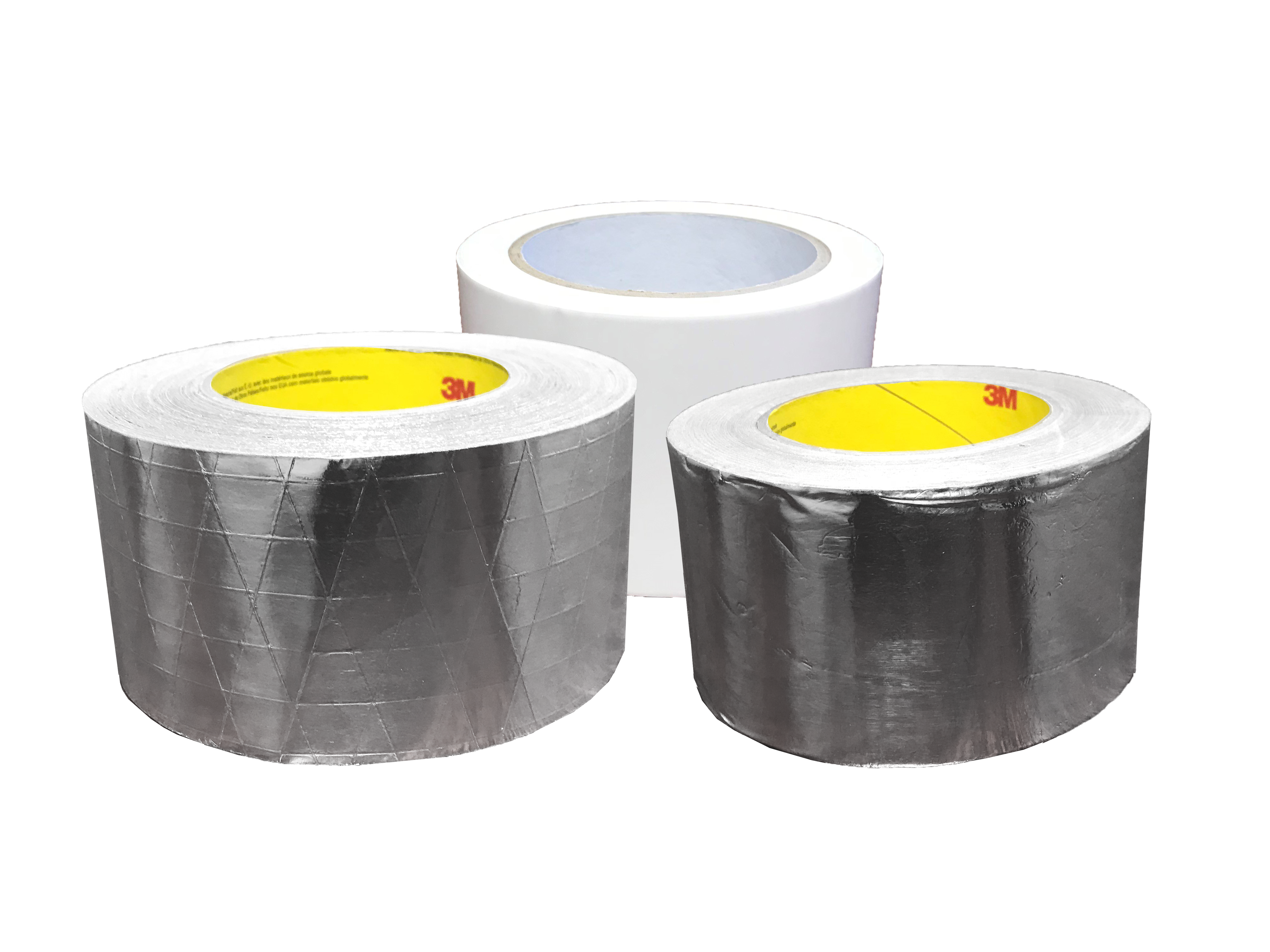 Product Shot of Tapes