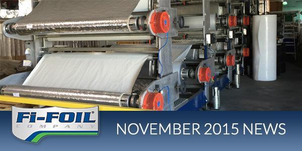 Fi-Foil November 2015 News